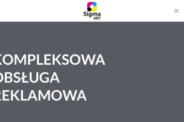 Drukarnia Wielkoformatowa - Sigma Art - Firma Reklamowa Kielce