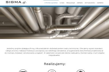 Sigma-Instalacje. Split, instalacje - Elektryk Stalowa Wola
