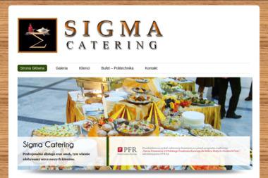 Sigma Zbigniew Dybiński - Firma Gastronomiczna Milanówek