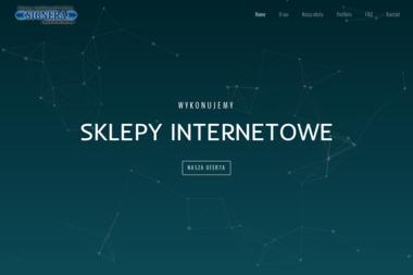 Firma Informatyczna Signera - Strony internetowe Kryg