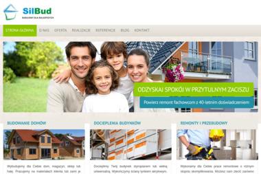 Silbud Property Sp. z o.o. - Budowa Domów Siemianowice Śląskie