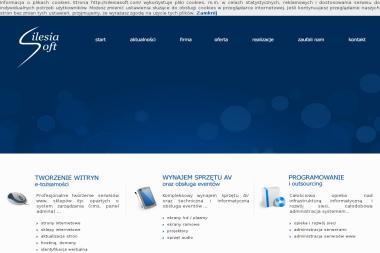 SilesiaSoft.com - Strony Internetowe Siemianowice Śląskie