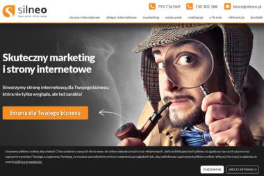 Agencja Interaktywna Silneo - Strony internetowe Zabrze