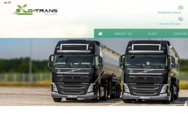 Bernarda Konieczna Robert Konieczny Silo Trans Spółka Jawna - Transport Drogowy Gubin