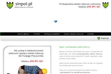 PPHU Sinpol Krzysztof Sosin - Catering Dla Firm Pabianice