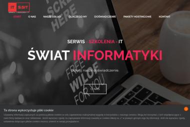 Serwis i Szkolenia IT - Tworzenie Stron WWW Zapolice