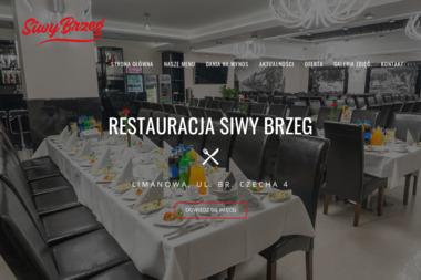 Restauracja Siwy brzeg - Catering świąteczny Limanowa