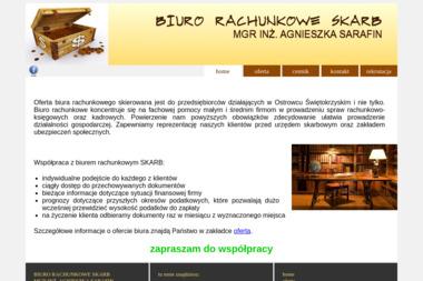 BIURO RACHUNKOWE SKARB - Prowadzenie Rachunkowości Ostrowiec Świętokrzyski