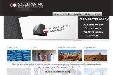 VERA-Szczepaniak Anna i Joanna Szczepaniak - Skład węgla Łódź