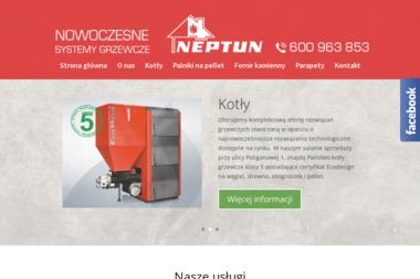 P.H.U. NEPTUN - Piece z Podajnikiem Piątnica Poduchowna