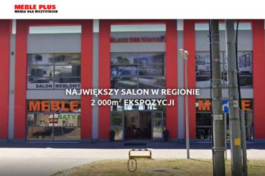 Firma Plus Wanda Kownacka. Salon meblowy, zabudowy - Firma transportowa Trzebiatów