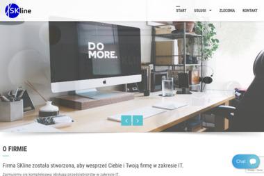 Sk Line. Projekty budowlane, projekty wnętrz - Graficy Otrębusy