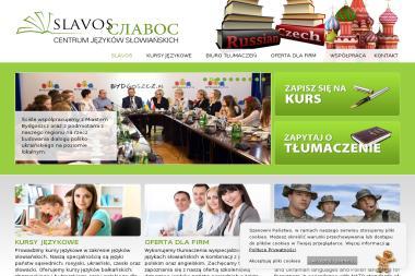 Slavos - Centrum Języków Słowiańskich - Kurs rosyjskiego Bydgoszcz