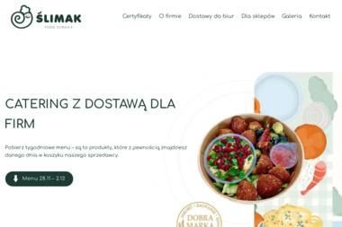 Ślimak Sp. z o.o. - Usługi Gastronomiczne Długa Kościelna