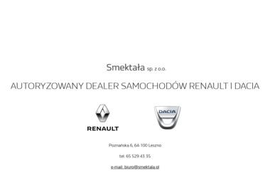 Smektała Sp. z o.o. - Ubezpieczenie samochodu Leszno