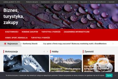 Smoko Networks. Hosting, strony www - Strony internetowe Gręzawa
