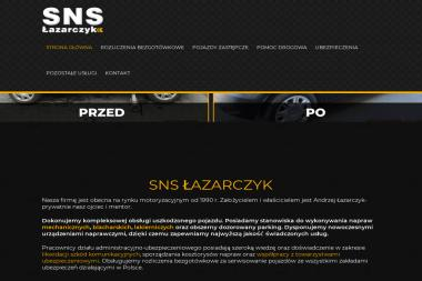 SNS Łazarczyk - Transport Samochodów z Niemiec Radziszów