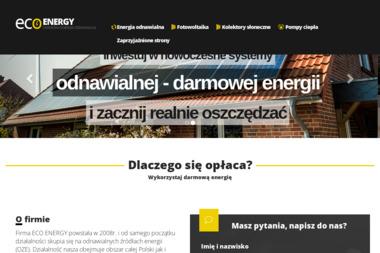 Eco Energy - Energia odnawialna Śrem