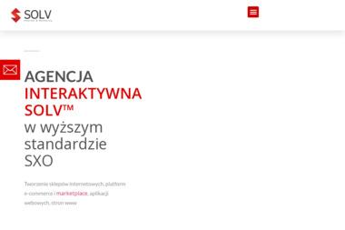SOLV Agencja interaktywna - Pozycjonowanie w Google Katowice