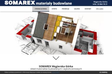 Sobel Marek PW Somarex - Skład budowlany Węgierska Górka