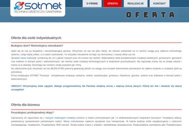 Przedsiębiorstwo Instalacyjne Sotmet Sp. z o.o. - Instalacje grzewcze Przemyśl