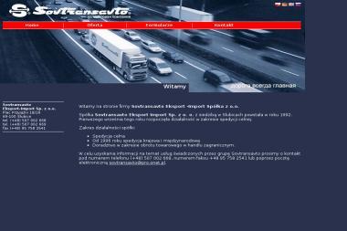 Sovtransavto Eksport Import Sp. z o.o. - Firma transportowa Słubice