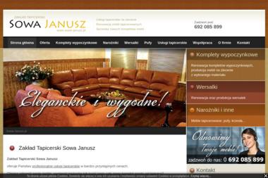 Zakład Tapicerski Sowa Janusz - Tapicer Kochcice