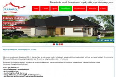 PHU Sparkpol. Alarmy, monitoring, usługi elektryczne - Elektryk Lubartów