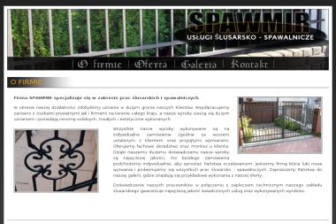 SPAWMIR - Ogrodzenia kute Toruń