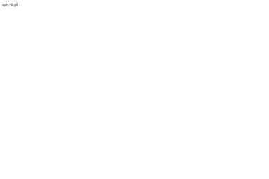 Spec-IT Serwis komputerowy Michał Świderski. Naprawa komputerów, naprawa laptopów - Serwis komputerowy Płock