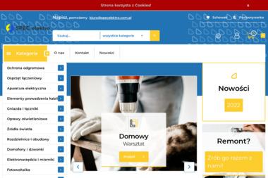 SpecElektro - Firma Elektryczna Gardeja