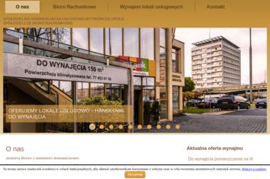 SPÓŁDZIELNIA RZEMIEŚLNICZA  USŁUGOWO-WYTWÓRCZA - Biuro rachunkowe Opole