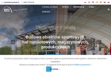 Sport Halls Mirosław Adamczak - Wyburzenia Klimontów