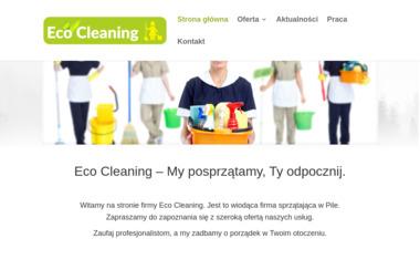 Firma Sprzątająco-Usługowa Nikola - Firma Odśnieżająca Piła