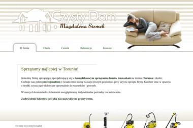 Czysty Dom - Usługi Mycia Okien Toruń