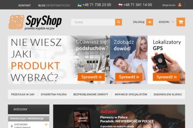 Spy Shop Sklep Detektywistyczny. Podsłuchy, wykrywacze, mikrosłuchawki - Kancelaria prawna Katowice