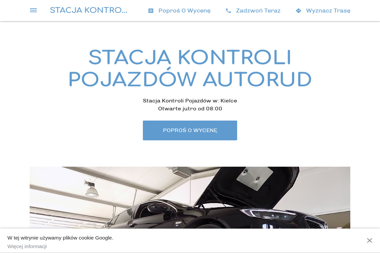 STACJA KONTROLI POJAZDÓW AUTORUD - Leasing Auta Używanego Kielce