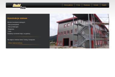 Stahl Bau Sp.z o.o. - Montaż Konstrukcji Stalowych Piaseczno