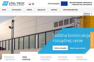 Stal - Tech Sp. z o.o. - Konstrukcje Stalowe Gorzów Wielkopolski