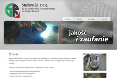 Stalrem Sp. z o.o. Spawanie, remonty maszyn - Obróbka Metalu Stalowa Wola