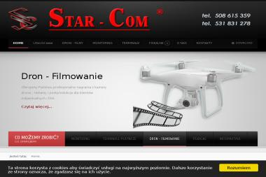 Star Com Piotr Staruk - Agencja interaktywna Gryfino