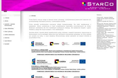 StarCo-B s.c. - Drukarnia Zgierz