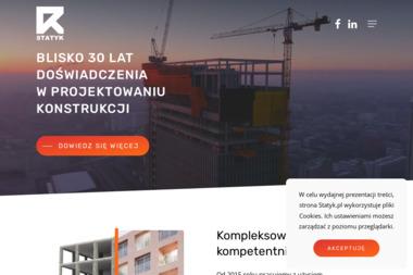 Biuro Projektowe Statyk Sp. z o.o. - Firma Reklamowa Orzesze