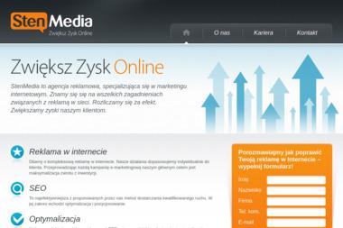 StenMedia. Pozycjonowanie, seo - SEO Kielce