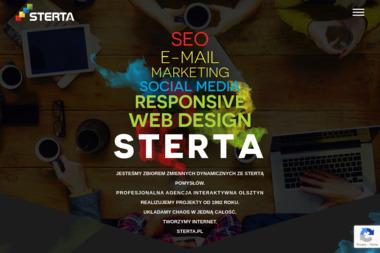 Sterta.pl - Pozycjonowanie stron Olsztyn