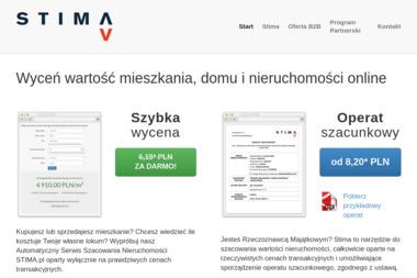 Stima Sp. z o.o. Klucze do gier, gry komputerowe - Strony internetowe Międzyrzec Podlaski