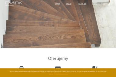 Stolarstwo Daniel Festo. Stolarz, schody - Schody drewniane Nowa Ruda