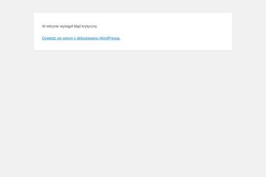 Zakład Stolarski -Czaja- - Schody Włocławe