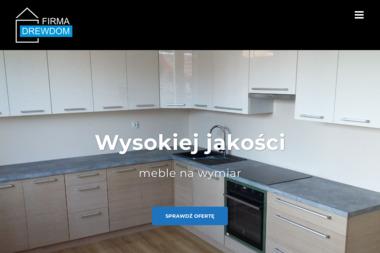 Firma Drewdom Krzysztof Kaczmarek - Meble na wymiar Krotoszyn