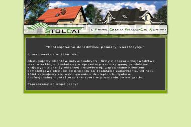 Zakład Usług Projektowo Budowlanych Stolcat Adam Kowalczyk - Stolarz Brańszczyk